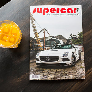 Supercar Driver Issue 25 // Autumn 2017