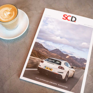 Supercar Driver Issue 29 // Autumn 2018