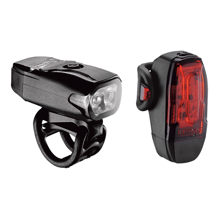 Lezyne KTV Drive Front and Rear light set combo