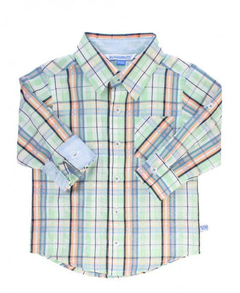 Knox Plaid Button Down Shirt