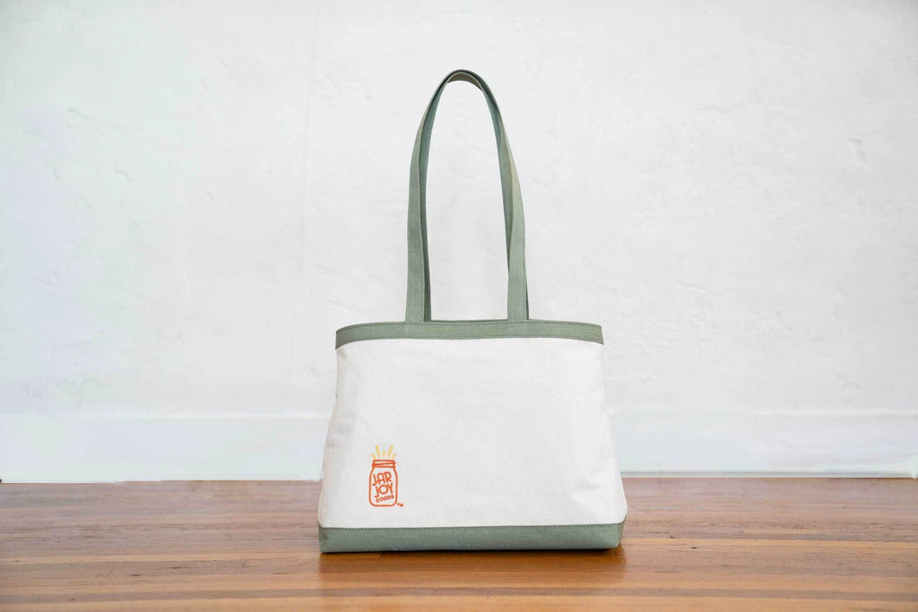 The Original Organic Jar Tote