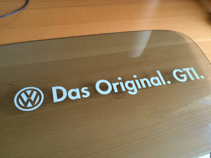 Decal, Das Original
