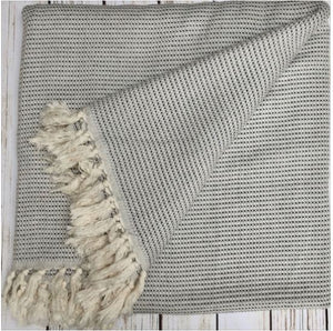 Kin & Kloth Coco Organic Throw