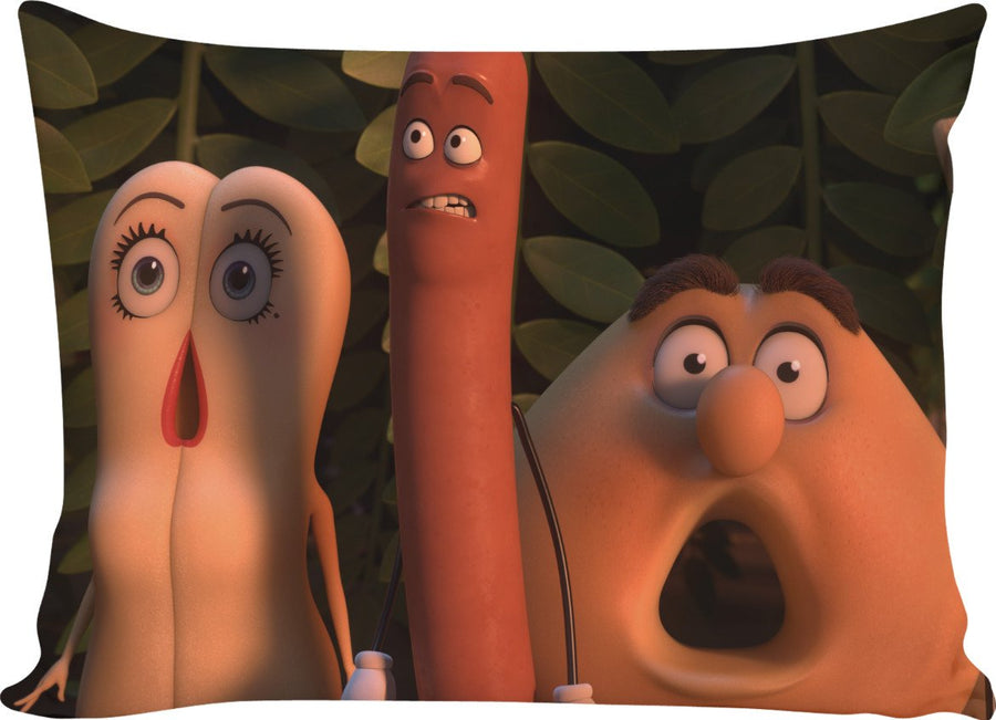 Sausage Party Pillowcase