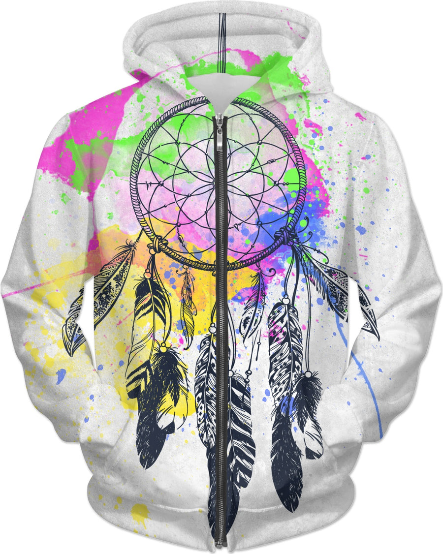 Dirty Soap's Dreamcatcher Hoodie