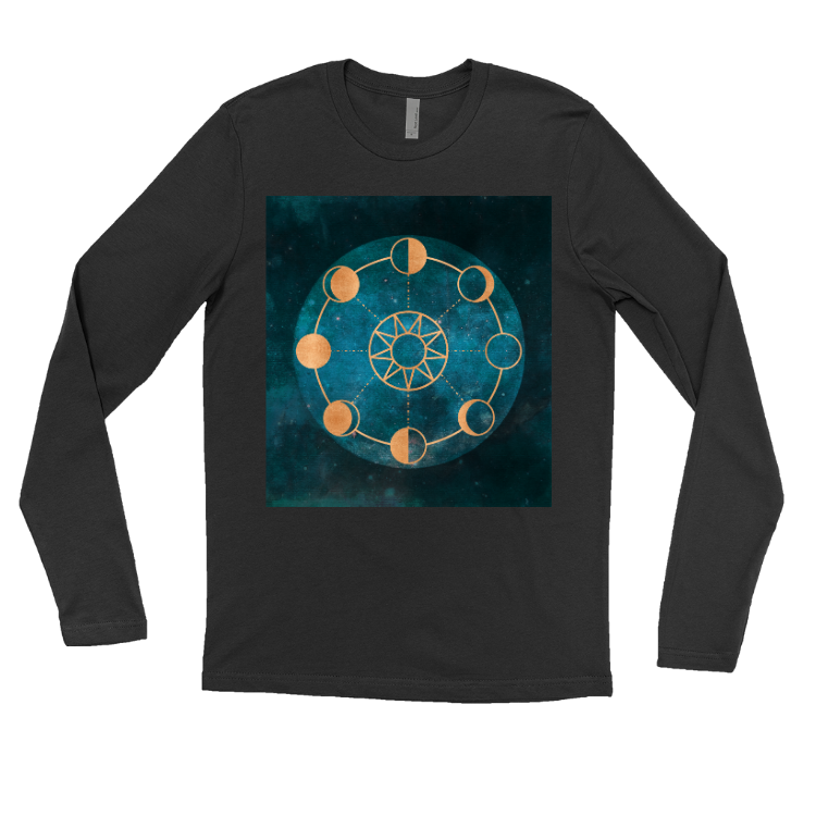 Phases of the Moon Long Sleeve