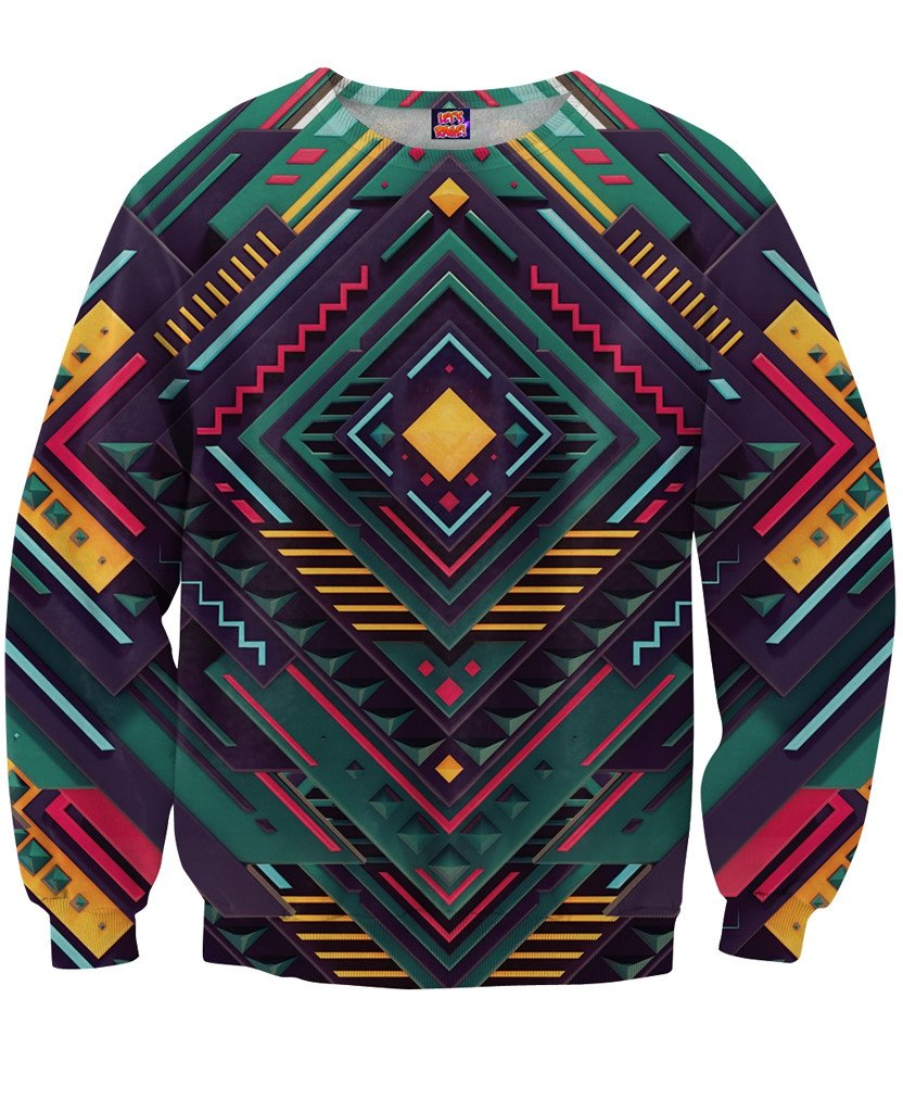 Pure Geometry Sweatshirt