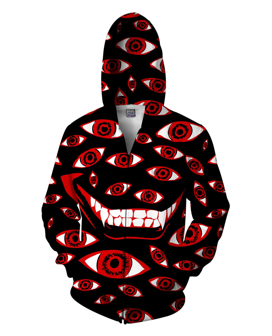 Control Art Restriction Hoodie