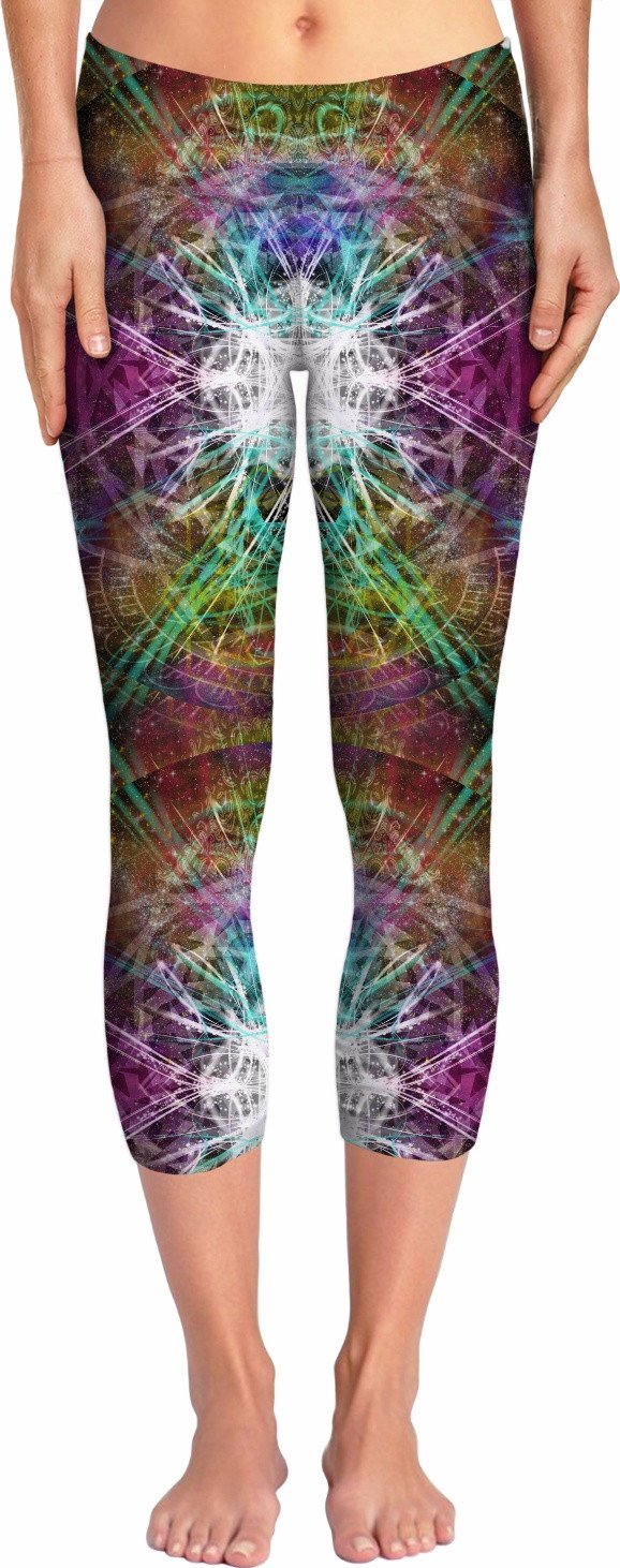 Portal Yoga / Leggings / Yoga Matt
