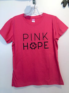 Pink Pink Hope Lets Call It CanTcer T Shirt