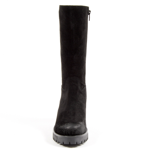 Andrew Charles Womens Boot Black LITA