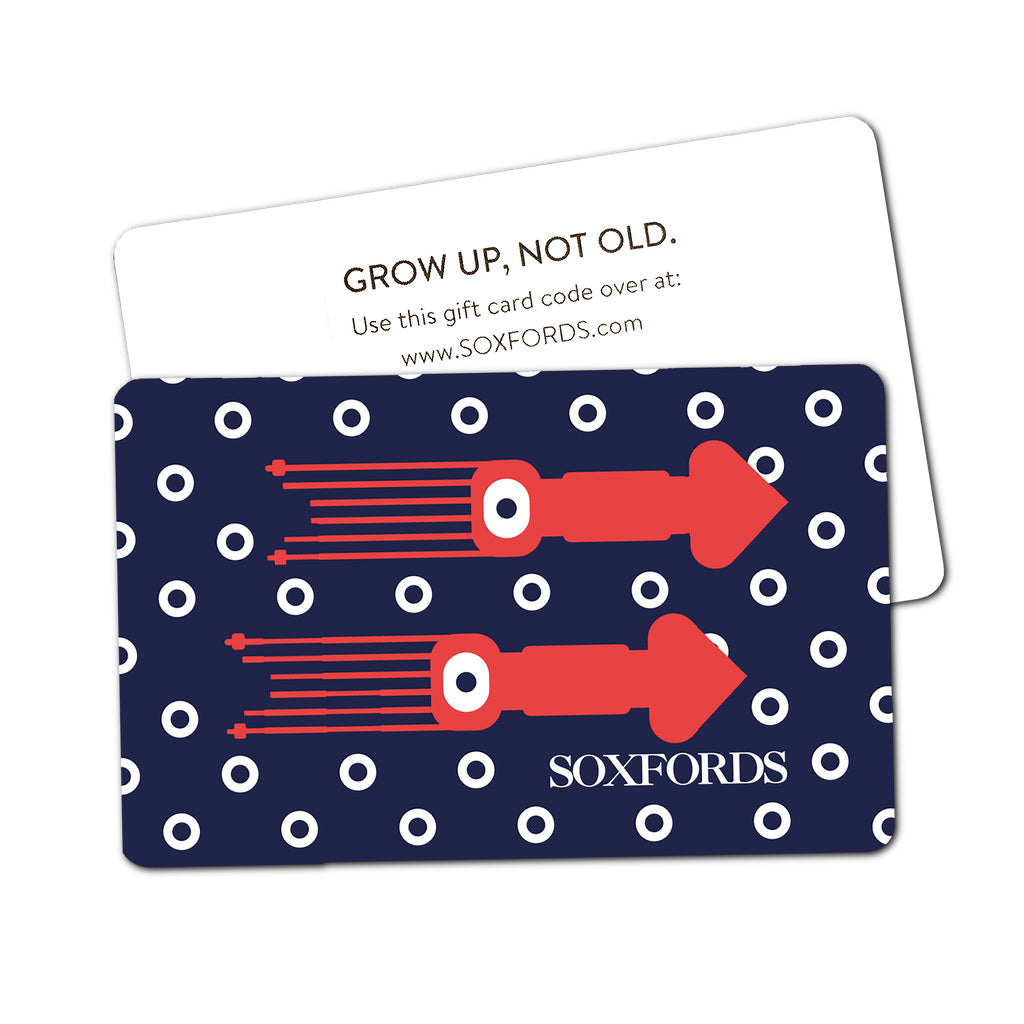 Mailed Gift Card: Featured Product Image