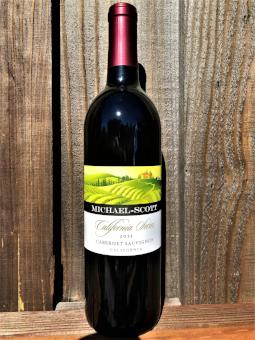 "Michael-Scott 2015 ""California Series"" Cabernet Sauvignon"