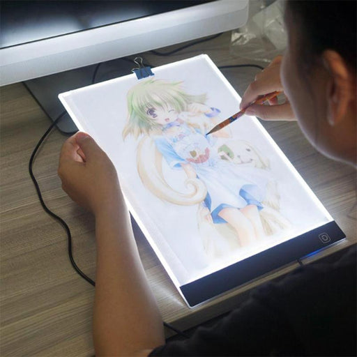 Digital Graphic Tablet  Art Stencil Drawing Board Light Box