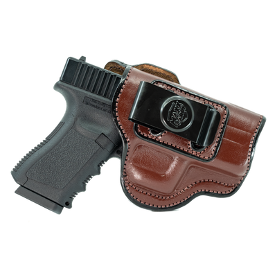 4 in 1 Multiple Carry Leather Holster