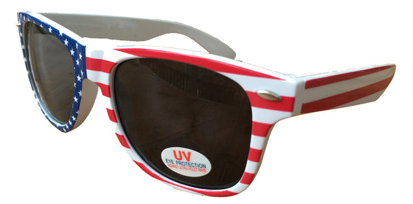 USA Flag 4th of July Sunglasses