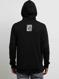 Hoodie Supply Stone - New Black