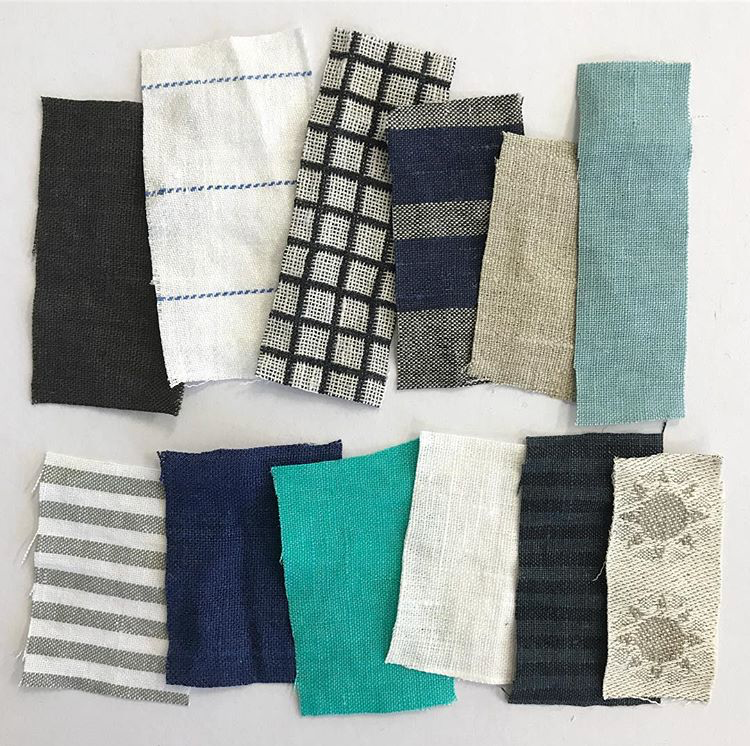 Fabric samples - up to 5