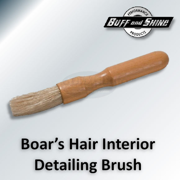 Boar's Hair Detailing Brush