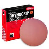 Indasa RedLine Rhynogrip Solid Sanding Discs Collection