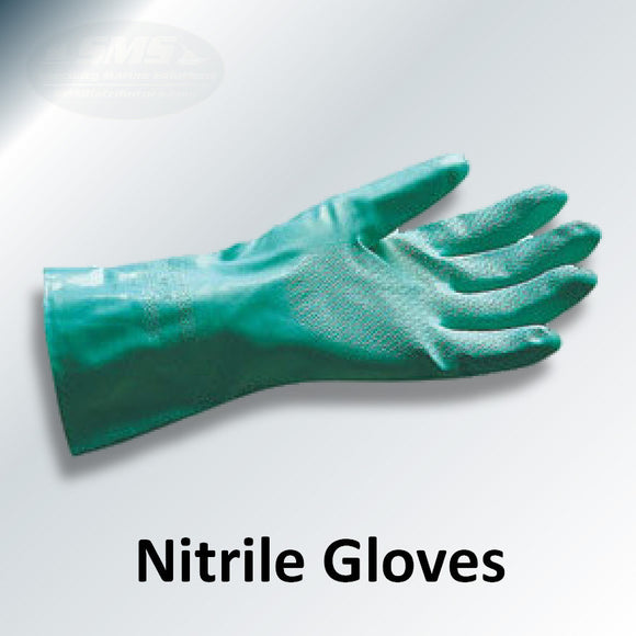 Nitrile Painter's Gloves
