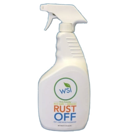 WSI Rust Off Cleaner, 32 Ounce Spray Bottle