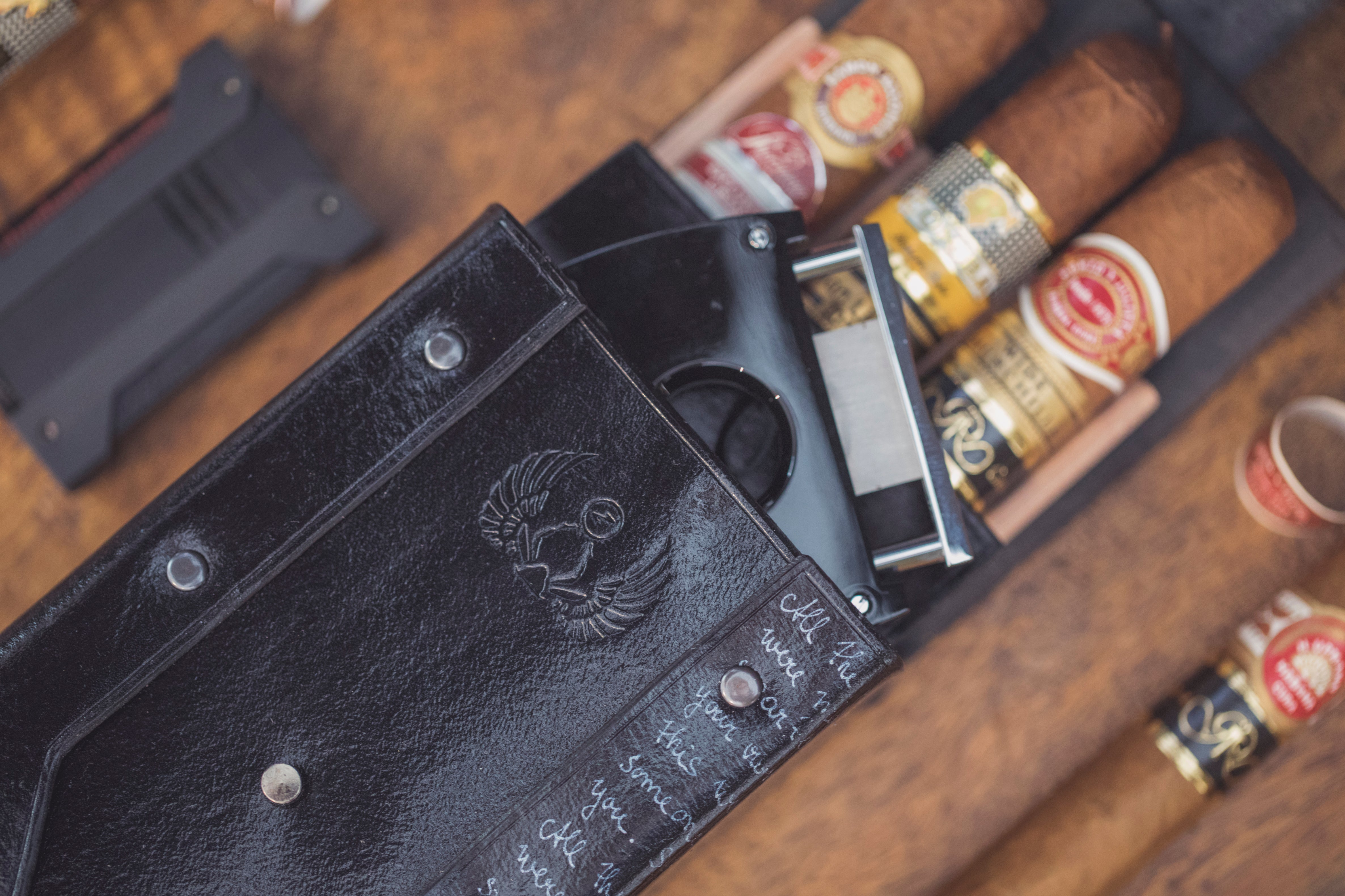 [Luxury Handmade Leather Cigar Cases In Australia] - Zager & Co