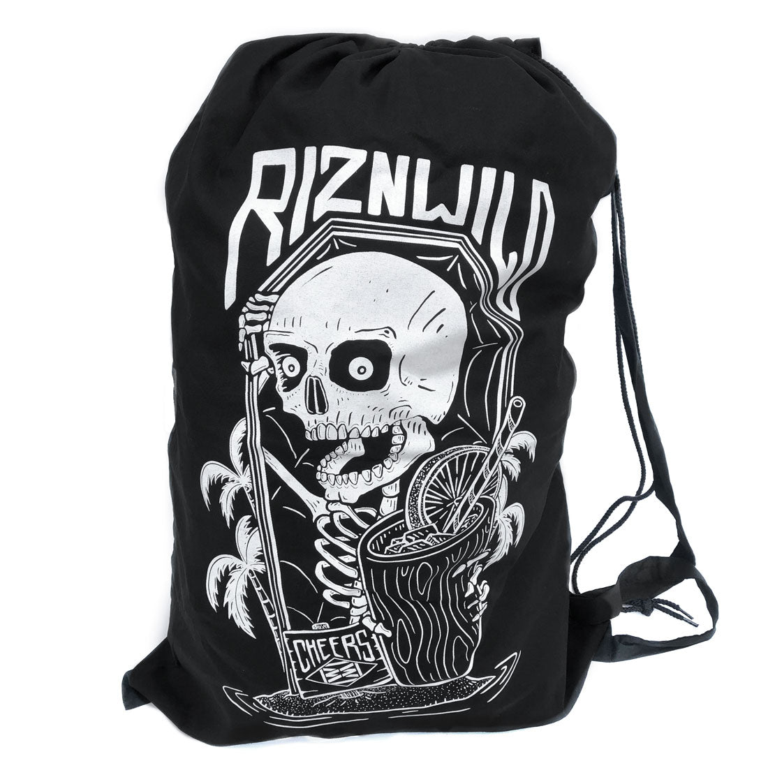 Skeleton Cove Laundry Bag