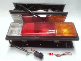 MITSUBISHI CANTER FE649 TAIL LIGHTS LAMPS COMPLETE SOLD AS A PAIR