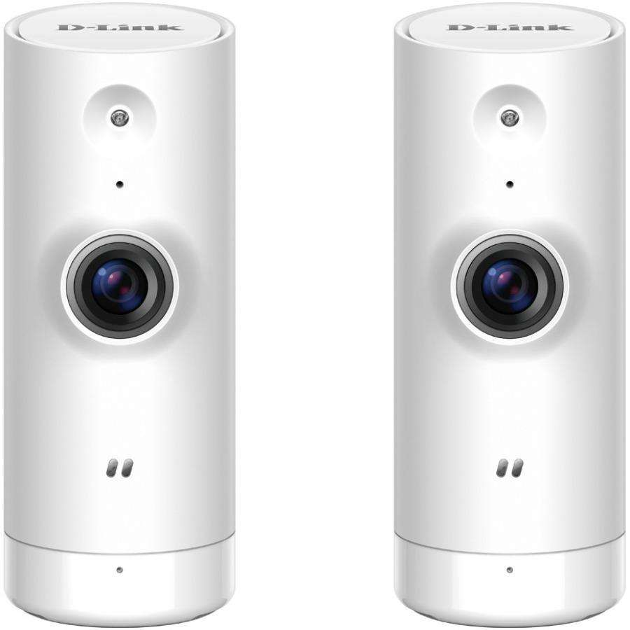 D-Link DCS-8000LH Network Camera - 2 Pack - Color