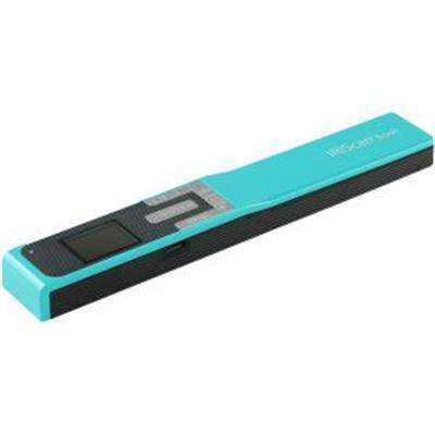 IRIS Iriscan Book 5-Turquoise Portable Document And Photo Scanner