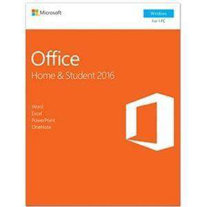Microsoft Office 2016 Home & Student - 1 PC