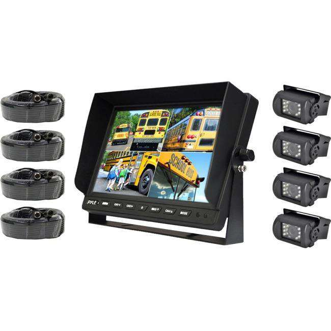 Pyle PLCMTR104 Vehicle Camera