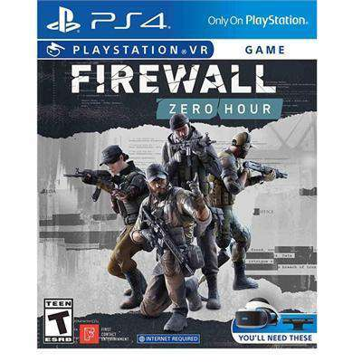 Sony Firewall Zero Hour