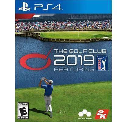 2K The Golf Club 2019 Featuring the PGA TOUR