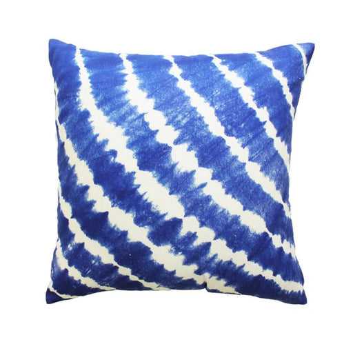 Radiant Indigo Cushion Cover