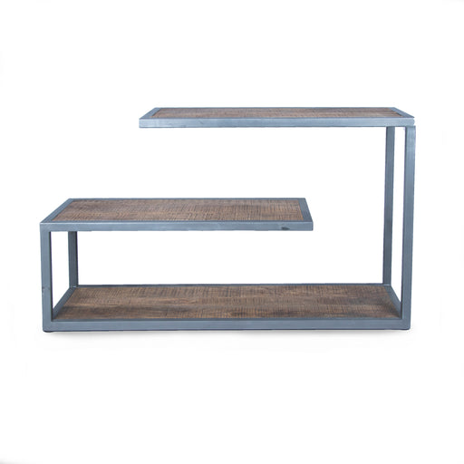 Metal Frame Console Table