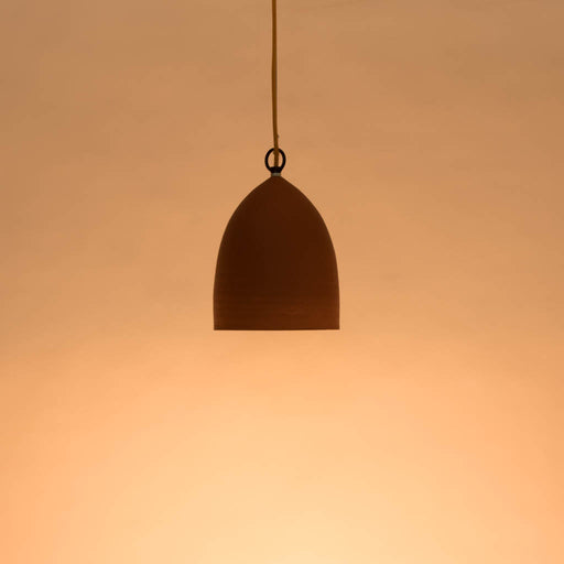 Droplet Terracotta Pendant Lamp