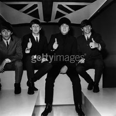 Beatles Thumbs Up