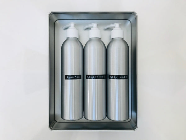 body refill set (250ml trio)