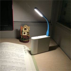 Mini Flexible USB Led Light Table Lamp