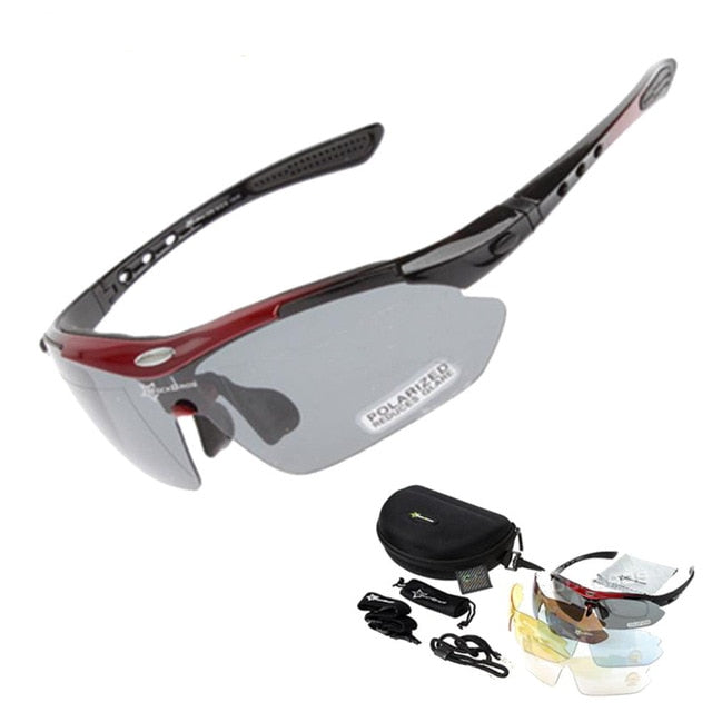 Polarized Cycling Sun Glasses