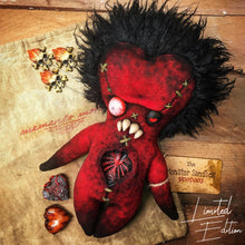 Load image into Gallery viewer, Limited Edition Burning Love Voodoo Doll