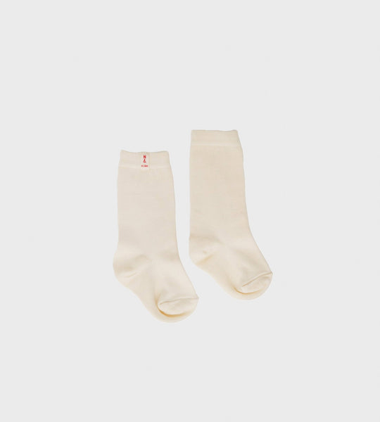 Nature Baby | Organic Cotton Socks | Natural