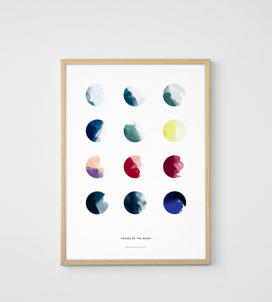 Paper Collective | Moon Phases