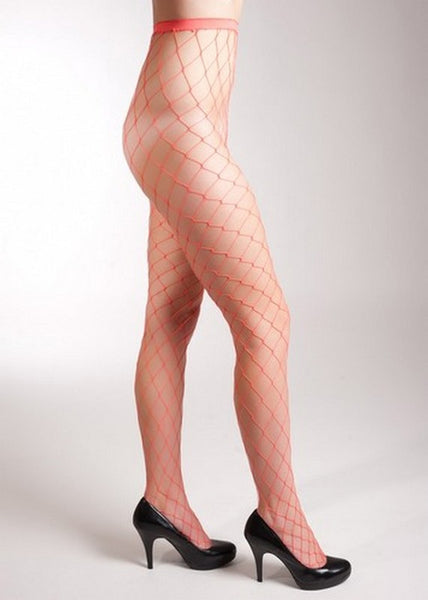 Colored Fishnet Stockings - Nofashiondeadlines