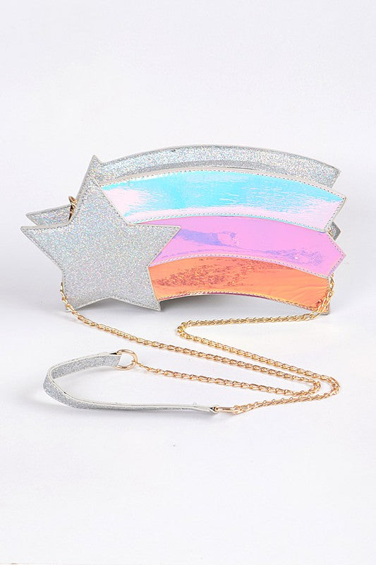 Shining Star Clutch - Nofashiondeadlines