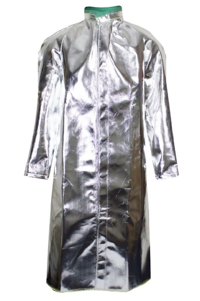 NATIONAL SAFETY APPAREL DELUXE ALUMINIZED JACKET 50
