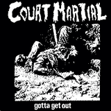 Court Martial Backpatch