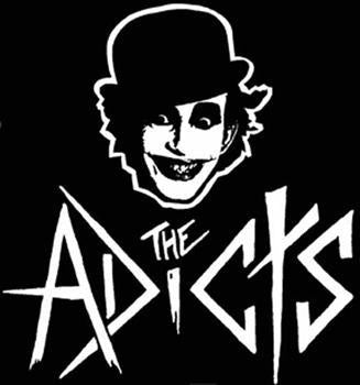 ADICTS - LOGO SMALL PATCH